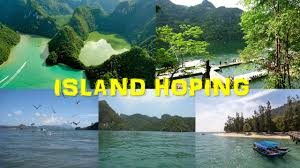 Langkawi island hopping package